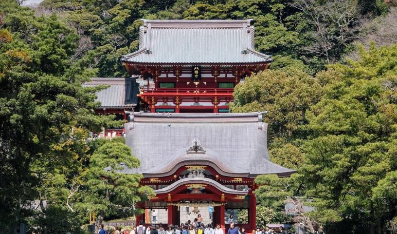 鶴岡八幡宮のご利益とパワースポットをまとめてみた!