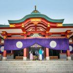 仕事運に絶大な開運効果あり!日枝神社がおすすめの理由をまとめてみた!