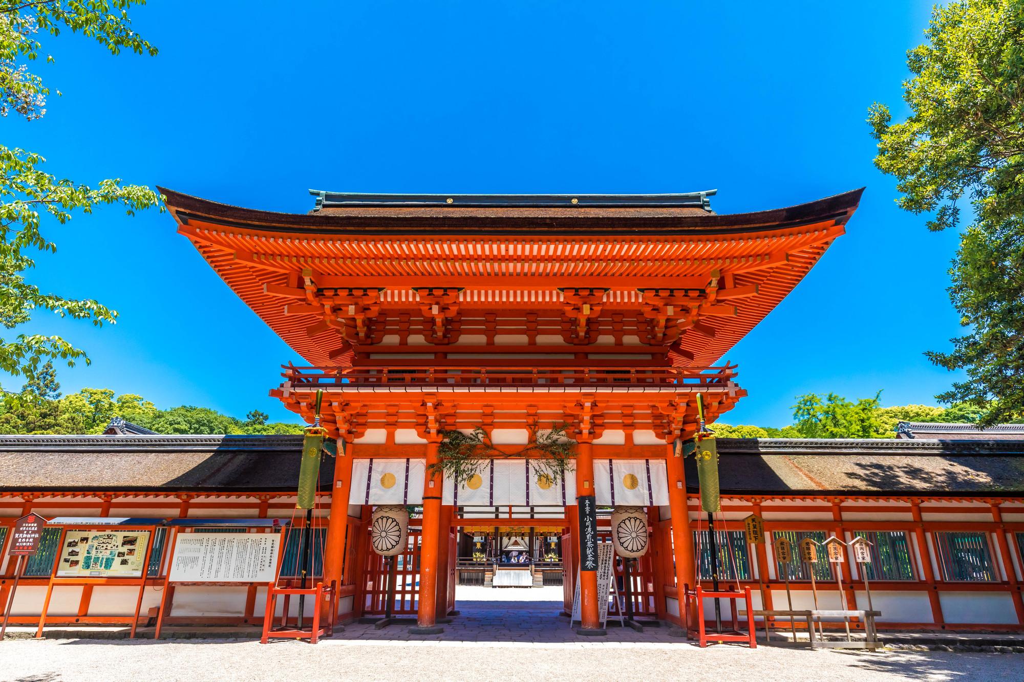 恋愛運を上げたい人は下鴨神社へ参拝!世界遺産のパワースポット神社とは?