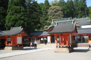九州のパワースポット神社はどこ?人気ベスト5をまとめてみた!