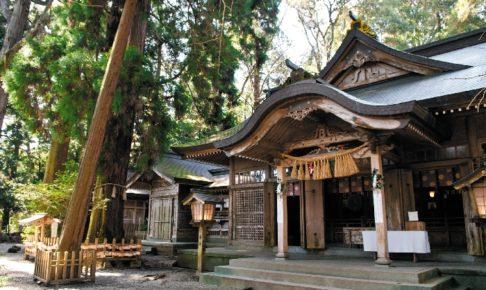 ぜひ参拝して欲しい!高千穂神社のパワースポットがスゴすぎる!